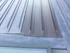 リペア(修復)後の屋根