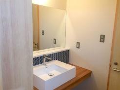 1階 洗面所