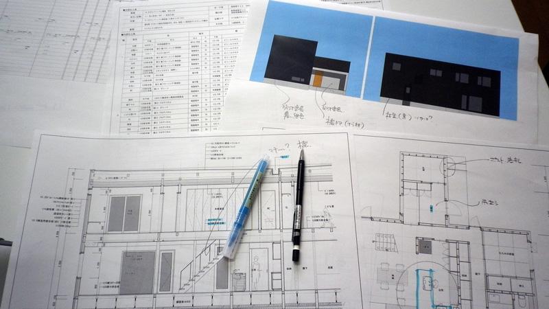 住宅の設計図書