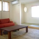 居間・和室のリフォーム例