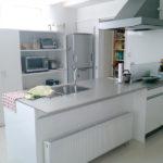 アイランドキッチンへのリフォーム例