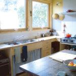 オリジナルキッチンへのリフォーム例