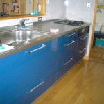 対面式I型キッチン